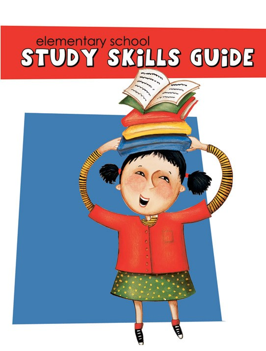 Study Skills Handbook for Students in Elementary School